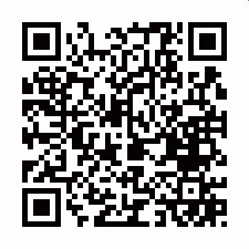 LINEで足の助を友達登録するQRコード